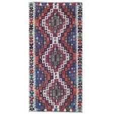 antique caucasian kilim rug or antique kilim rug