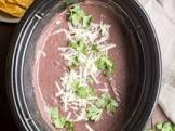 black jack monterey beans  slow cooker