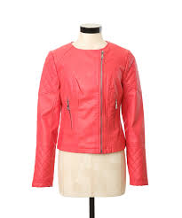 layla quilted moto jacket bright c hi res