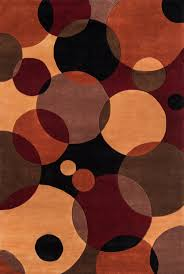 momeni new wave collection nw 37 black area rug