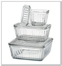 inspiration glass food container with lid storage transform for your modern home decoration idea divider locking