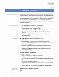 Network Engineer Resume Objective Sample Network Engineer Resume