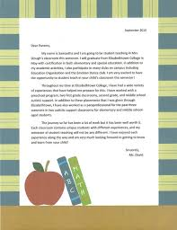 Letter Of Introduction Teacher Best Teacher Letter Parent Communications Pinterest Teacher Met