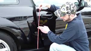 how to add install chrome door edge molding trim to your car diy you