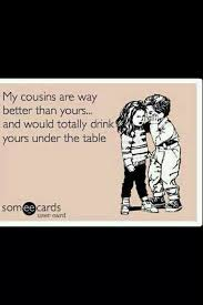 My Beautiful Cousin Quotes Best of Quotes About Cousin Funny 24 Quotes