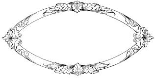 Antique frame drawing Transparent Vintage Clip Art Ornate Oval Frame With Scrolls The Graphics Fairy Vintage Clip Art Ornate Oval Frame With Scrolls The Graphics Fairy