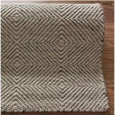nuloom handmade concentric diamond trellis wool cotton
