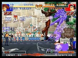 Image result for king of fighter series pic