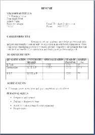 Biodate Format Professional Resume Formats Free Download Biodata Format