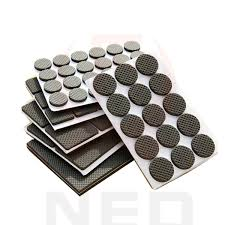 24pcs Multifunction Self Adhesive Furniture Leg Table Sofa Feet
