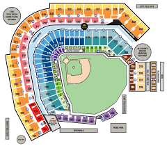 Victory Field Seating Chart Abiding At T Park Seating Chart With Rows La Coliseum