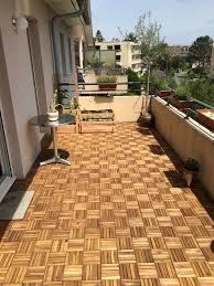 Caillebotis Pour Balcon Sur Idee Deco Interieur Bois Terrasse Ikea