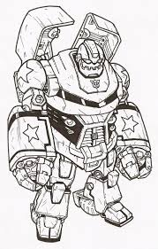 Small Picture transformers bulkhead coloring pages bulkhead from transformers