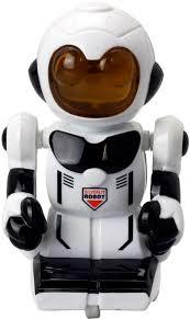 Купить <b>Silverlit Робот Мини</b> Палз black white в Москве: цена ...