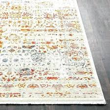 red and cream area rugs rug vintage traditional brown designs