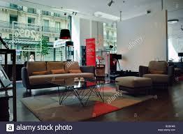 Paris France Household Furniture and Accessories Shop Habitat