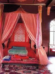 Moroccan Bed Canopy moroccan inspired bedroom | fresh bedrooms decor ideas