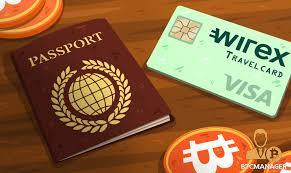crypto debit card es to asia through