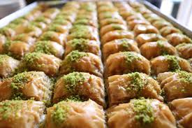 i m sure most of you guys will know baklava baklava is a rich sweet dessert pastry made of layers of filo filled with chopped nuts pistachio and
