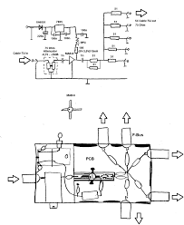 Cable tv distribution lifier circuit diagram domestic electrical installation residential electrical wiring
