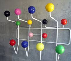 Colorful Coat Rack