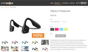 Review Aftershokz Trekz Titanium Mini Jenna Runs