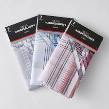 How to make a handkerchief. 7 Pack Handkerchiefs Assorted Target Australia