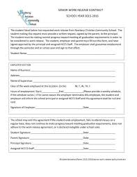The employer requested a note from the doctor releasing the employee to return to work and providing information about any accommodations needed for the return. 44 Return To Work Work Release Forms Printable Templates
