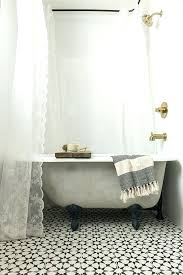 vintage bathtub a new tub turned vintage with lime chalk paint claw foot bathtub before and