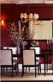 red dining room colors. This Color For Long Wall In Living Room/dining Area - I Like The Big Red Dining Room Colors