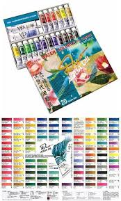 Color Wheels 183099 F S Japan Holbein Water Soluble Aqua