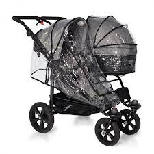 <b>Дождевик для коляски TFK</b> Twin Trail для одного сидения купить ...