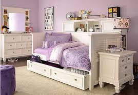 ... Fabulous Teen Twin Bedroom Sets Shop For A Belmar White 7 Pc Daybed  Bedroom At Rooms ...