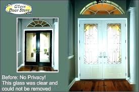 front door window inserts exterior insert kit for doors oval glass stained replacement custom