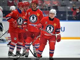 Vladimir Putin Scores 8 Goals In Ice Hockey Gala Match. Watch | Other  Sports News