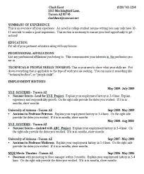Student Resume Format Classy College Resume Example College Student R College Student Resume