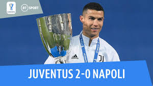 Juventus vs napoli 2:0 goals highlights. Juventus Vs Napoli 2 0 Ronaldo Breaks All Time Scoring Record Italian Super Cup Highlights The Global Herald