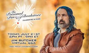 jimbutcher@groups.io | Jim Butcher - Release Wrap-Up