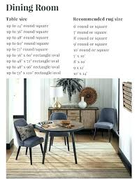 what size rug for dining room rug size for dining table what size area rug for