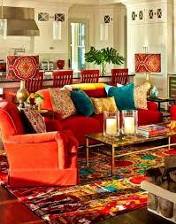 scenic boho home decor living room bohemian wall ideas how to