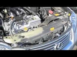 lexus es350 engine cleaning and removal of plastic engine covering lexus es350 engine cleaning and removal of plastic engine covering