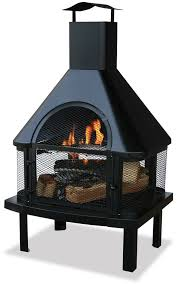 uniflame patio fireplaces