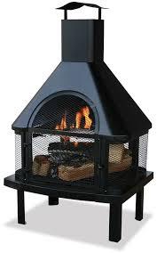 uniflame patio fireplaces