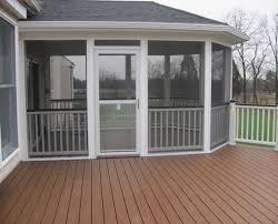 screened in deck. Some Screened Deck Designs Are In Porch Designs- Builder NJ- Amazing Decks