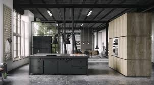 Industrial Kitchens kitchen industrial kitchen with dark island and white countertop 7466 by guidejewelry.us