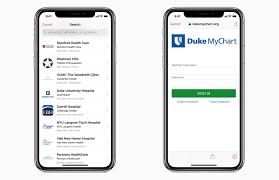 66 Skillful Duke Mychart App