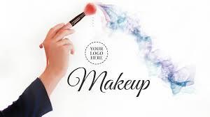 makeup prezi presentation template