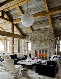 rustic home decor ideas modern living room with pallet armchairs
