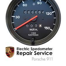 porsche 911 993 964 980 944 928 vdo electronic speedometer porsche 911 993 964 980 944 928 vdo electronic speedometer repair service