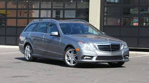 2011 Mercedes-Benz E350 wagon: What I drove last night | Autoweek